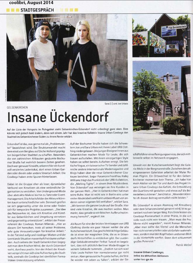 Insane Ückendorf