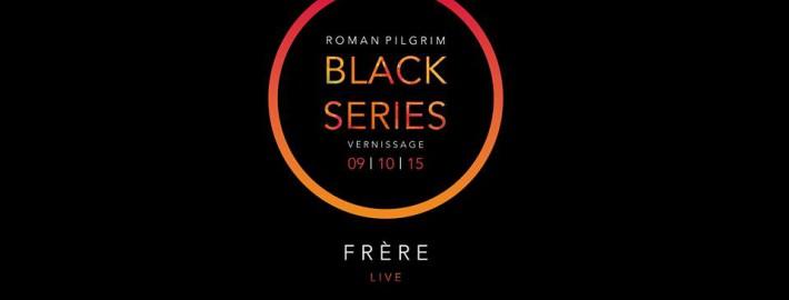 Black series Roman Pilgrim