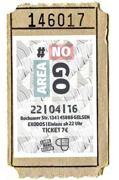 Ticket NoGoArea